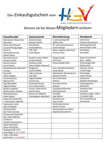 Microsoft Word - Gutschein Mitgliederliste A5